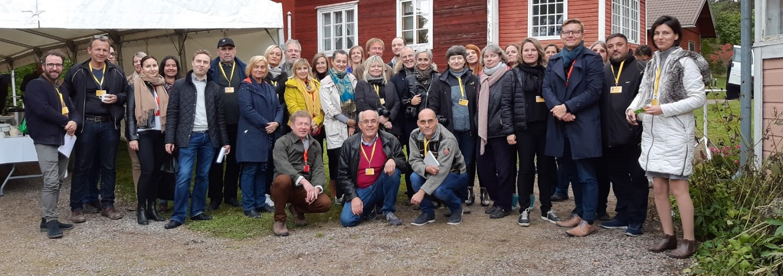 Maataloustoimittajat - kansainvälinen toimittajamatka 2019 ENAJ