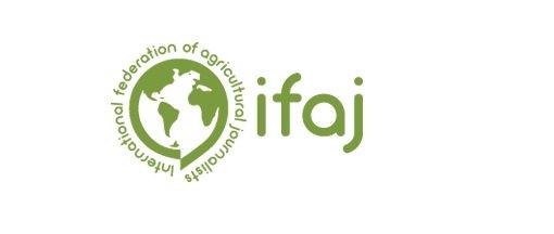 Maataloustoimittajat - olemme IFAJ:n jäsen